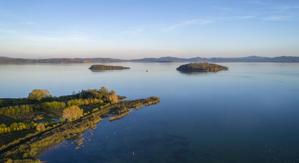 The Wandering Bike - Bike Tour Lago Trasimeno Umbria